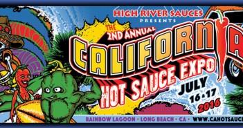 カリフォルニアホットソースエキスポ