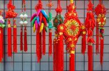 中国人と赤色