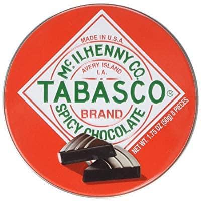 タバスコ・チョコレート